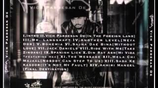 BOHEMIA   Sada Ki Kasoor  VICH PARDESA DE  Full Song