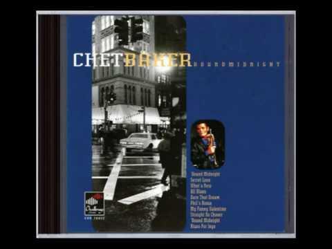 Chet Baker - 'Round Midnight (Vocal Version)