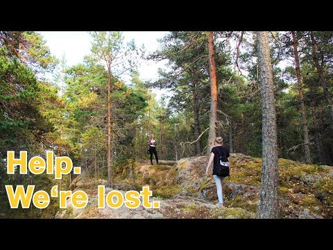 LOST IN THE FOREST [english] | Sweden VLOG #2