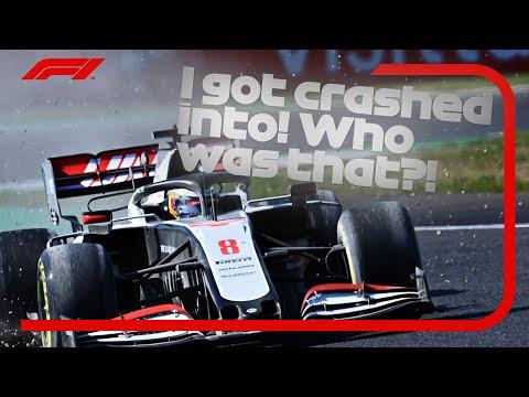 A Chaotic Start, Alex Albon's First Podium And The Best Team Radio | 2020 Tuscan Grand Prix