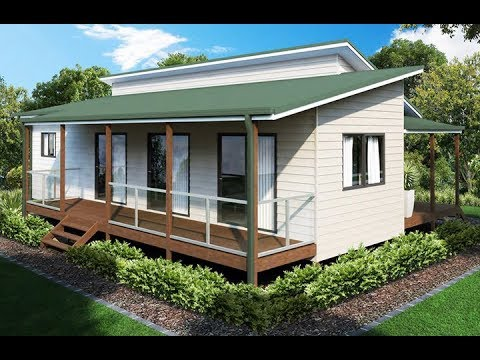 2 Bedroom Kit Homes Mackay Youtube