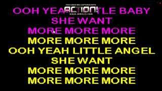 Billy Idol - Rebel Yell (KARAOKE-ASK)
