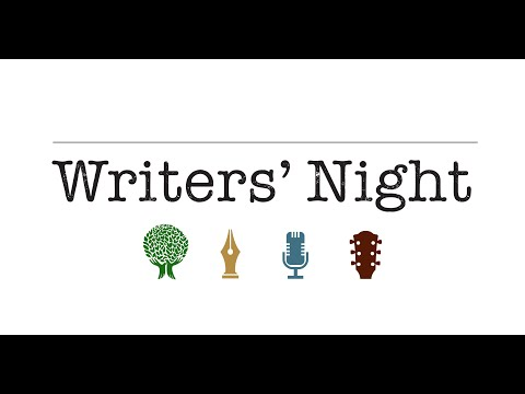 Writers' Night 2020 Hosted by Friends School of Wilmington