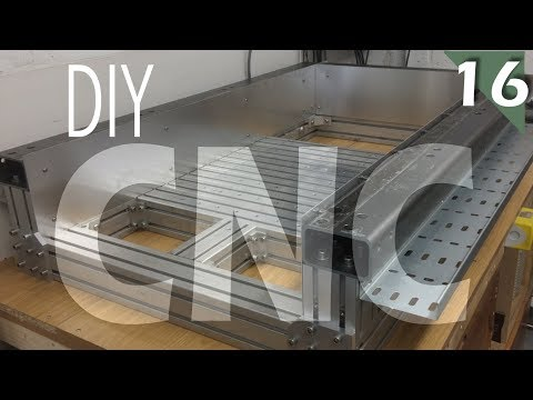 Episode 16:  DIY CNC build - More epoxy leveling