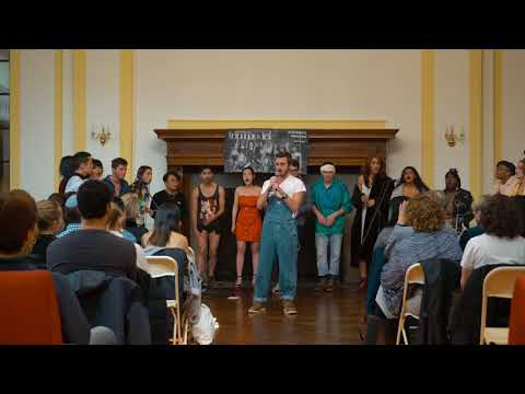 I Gave You All – Columbia Notes and Keys (A Cappella)
