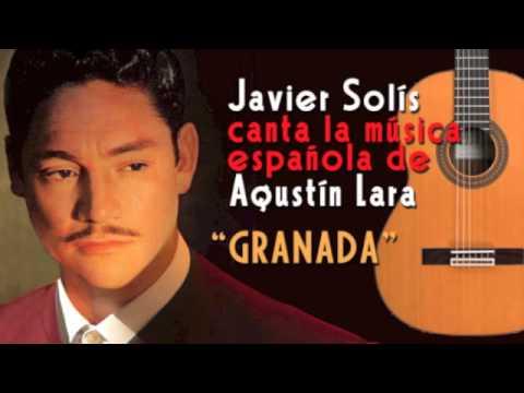 GRANADA. Javier Solís canta a Agustín Lara.