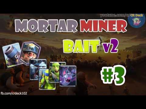 how to use mortar clash royale