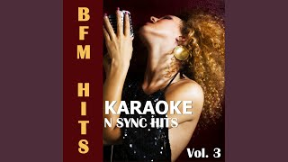Up Against the Wall (Originally Performed by *nsync) (Karaoke Version)