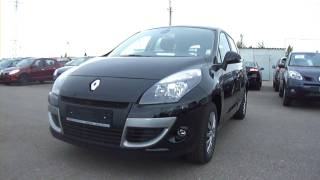 2011 Renault Scenic. Start Up, Engine, and In Depth Tour.