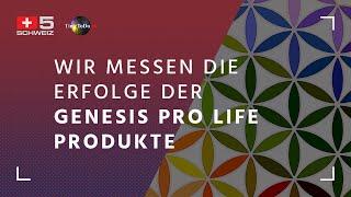 Wir messen die Erfolge der Genesis Pro Life Produkte  - TimeToDo vom 03.07.2019