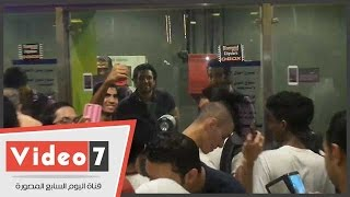 """بالفيديو.. حسن الرداد: """"فيه كيميا بينى وبين إيمى سمير غانم"""""""