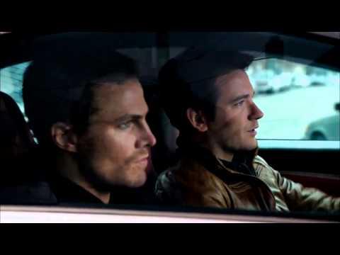 Стрела против Чайны Вайт в сериале Стрела 1 сезон часть 1