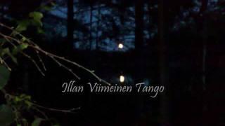 Illan Viimeinen Tango - Taisto Tammi