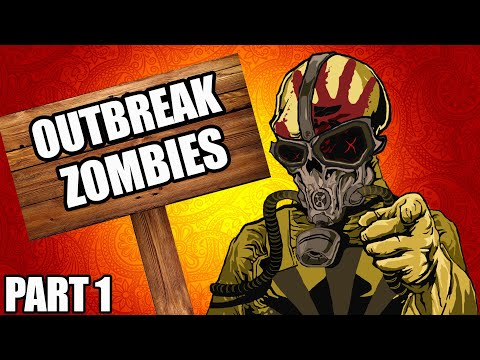 OUTBREAK (PART 1)(Call of Duty Zombies) thumbnail