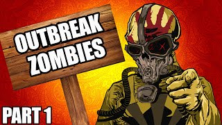 OUTBREAK (PART 1)(Call of Duty Zombies)
