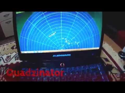 Quadcopter Obstacle detection using Arduino/Sonar/radar graghf