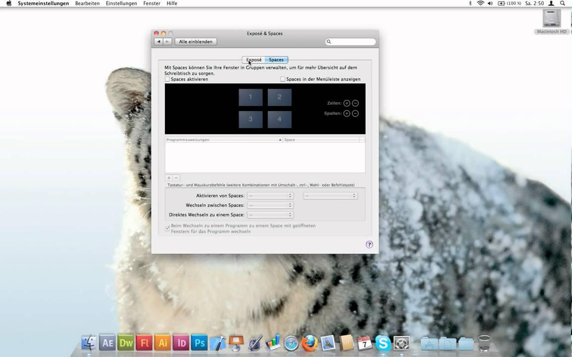 Mac Os X Desktop Sperren Youtube