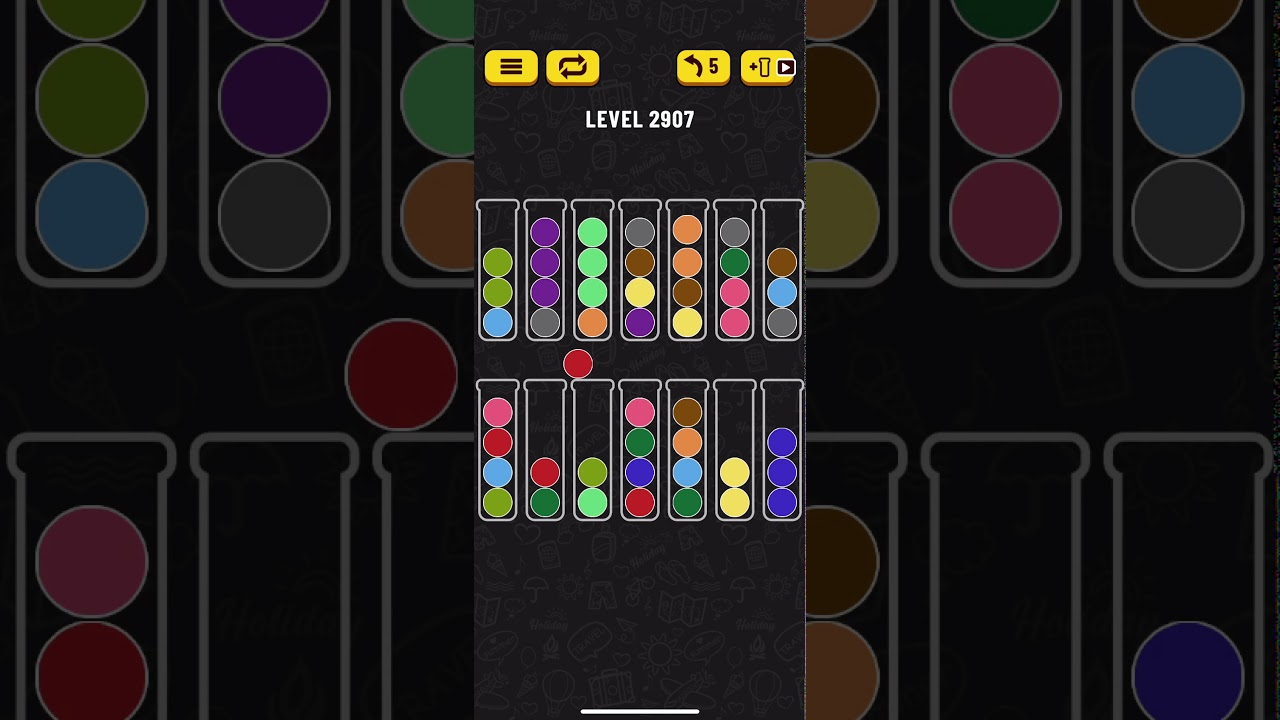 Download Ball Sort Puzzle Level 2907