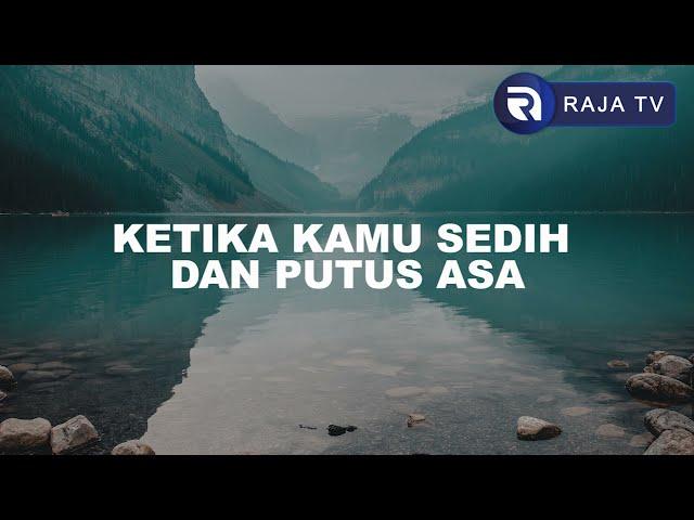 Musikalisasi Puisi - Ketika Kamu Sedih dan Putus Asa [Merry Riana] Oleh Rismawati Solihat