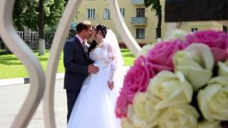 Свадебный Клип  г.Губкин 08.06.2013