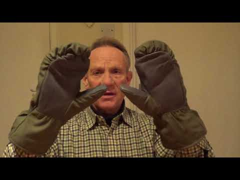 Army Surplus Gloves - German Army Mitts review