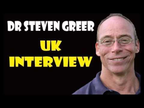 Dr Steven Greer 2017 UK Interview