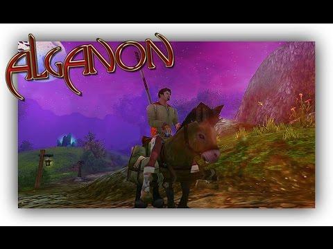 Let's play Alganon – Episode 6 [Big City]