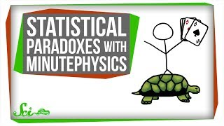 Statistical Paradoxes with MinutePhysics - SciShow Talk Show thumbnail