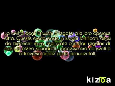 Kizoa Fare Video: l'arte etrusca di daniele liceo musicale carlo tenca moscova milano arte etruschi