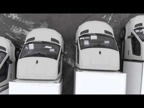 Хлебные фургоны InterCargoTruck на шасси Mercedes-Benz Sprinter