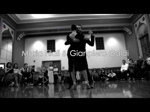 Maria & Gianpiero Dance To Donato's Mi Serenata
