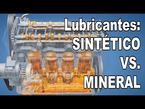 Lubricante Sintético VS. Mineral ¿Cuál usar?