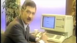 Gambar cover Apple Lisa computer - commercial