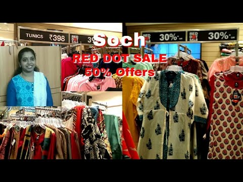 Soch Kurti/Kurta Collections || VR Mall Soch || Soch Red Dot Sale Offers || Soch Sarees