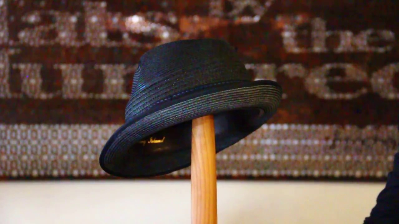 Akubra Long Island Black Hat Review- Hats By The Hundred - YouTube a66eb76ce815