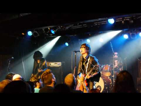 Guitar Wolf - Jet Generation (live at Debaser, Slussen)