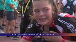 Yvelines | Un tour de France particulier à Mantes-la-Jolie
