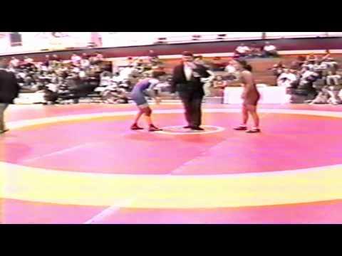 2004 Canada Cup: 51 kg Audrey Pang (CAN) vs. Terri McNutt (CAN)