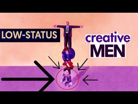 Jordan Peterson: What low-status highly creative men need