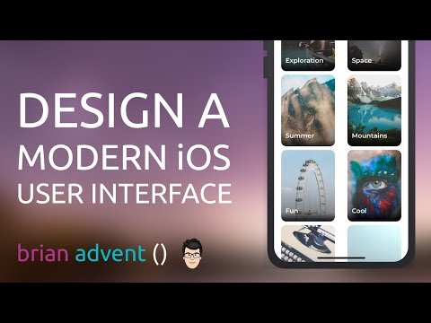 UI Design Tutorial: Create A Modern IOS App Design With Sketch
