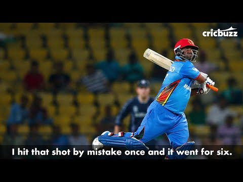 I have broken a lot of windows at home - Mohammad Shahzad on Cricbuzz Unplugged