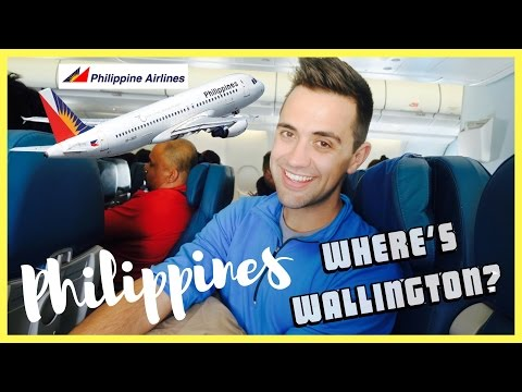 Traveling with Philippine Airlines (Flight Review) | TRAVEL VLOG