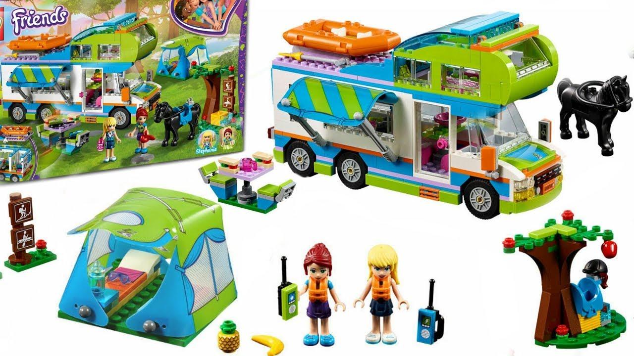 Lego Friends Mia/'s Camper Van 41339 NEW