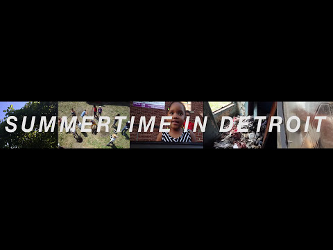 Summertime In Detroit 360 (Purch)