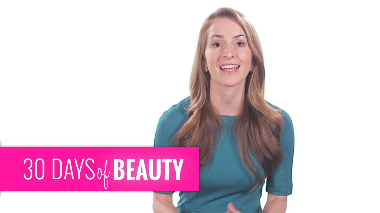 Drink Water to Improve Your Skin - YouTube
