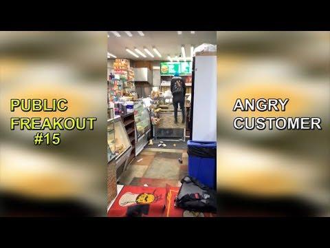 Public Freakout Compilation #15 | Daily Public Freakouts