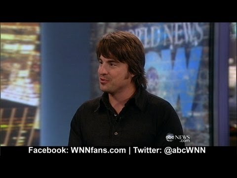 Country Music Star Jimmy Wayne Discusses New Novel