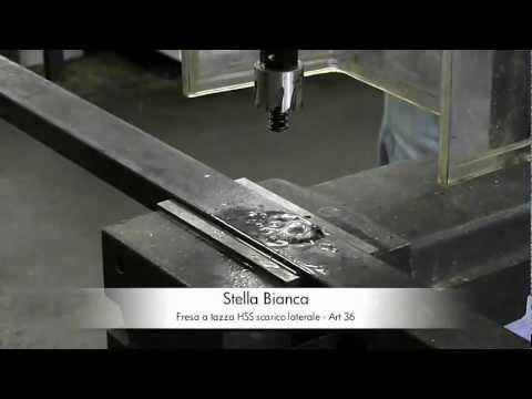 Fresatura a spianare con fly su ferro doovi for Banco fresa autocostruito