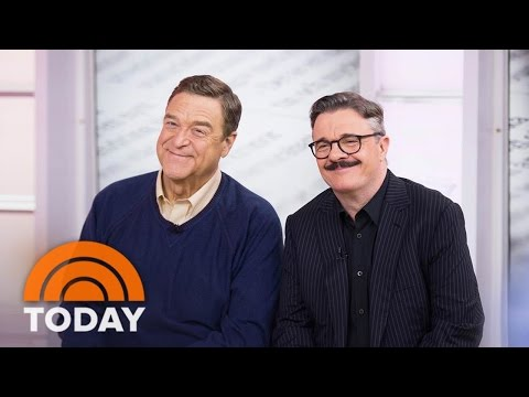 Nathan Lane, John Goodman Co-Star In 'Front Page' On Broadway | TODAY