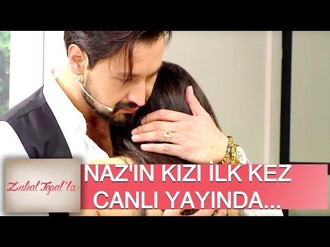 Zuhal Topal'la 44.Bölüm (HD)   Naz'ın Kızı Milana İlk Kez Canlı Yayında!